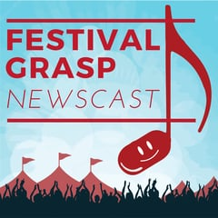 Festival Grasp News Cast
