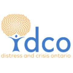 Distress and Crisis Ontario