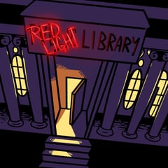 The Red Light Library