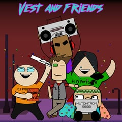 Vest and Friends