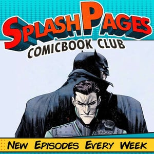 Splash Pages The Comic Book Club