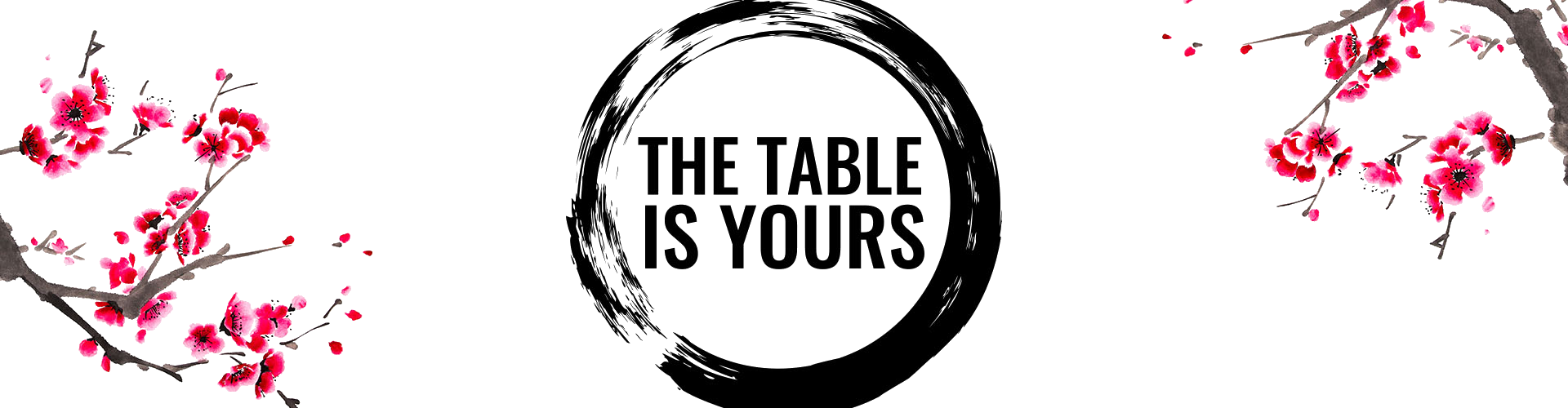 The Table is Yours