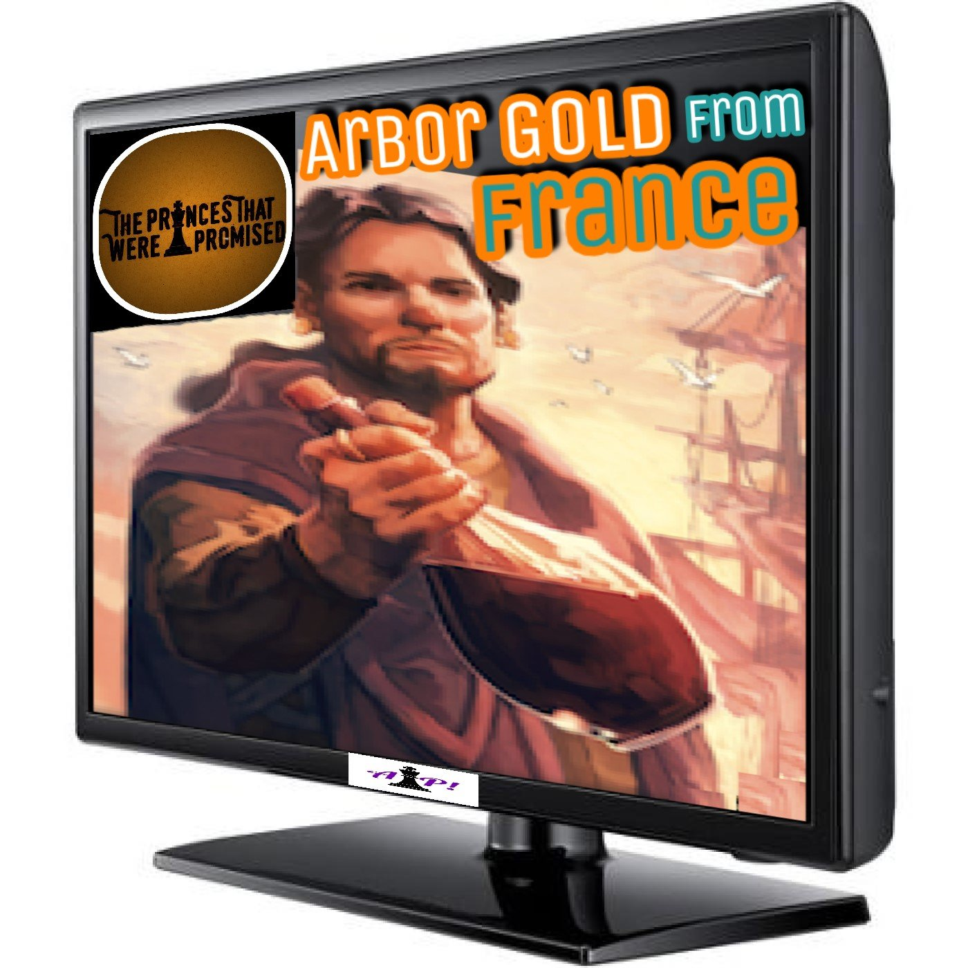 Arbor Gold From France (Sp3.1)