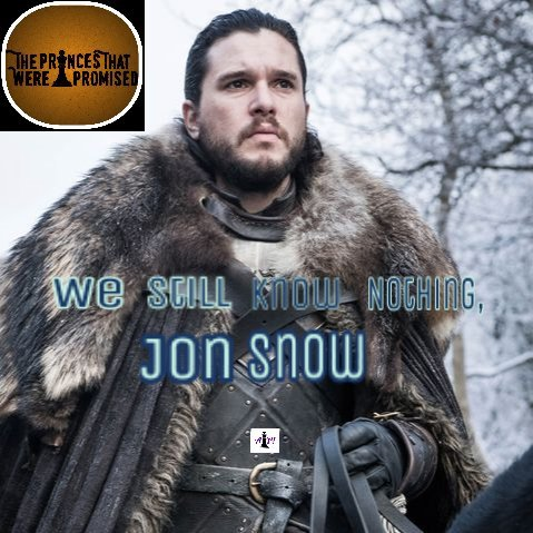 We Still Know Nothing, Jon Snow: Part 1 (308)