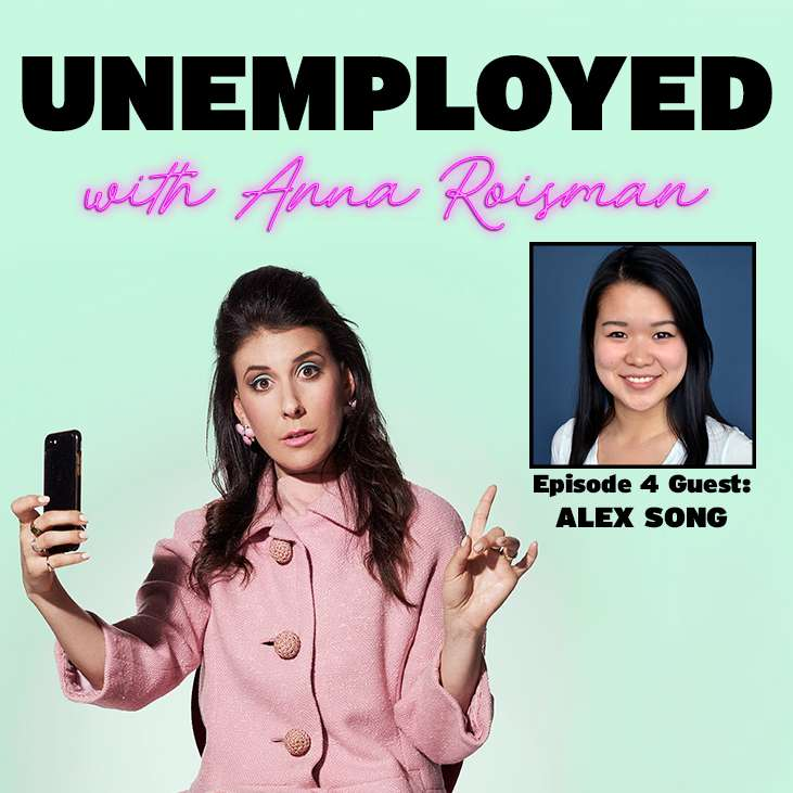 Episode 4: From Late Night Froyo to Late Night TV with Alex Song (and a call to an unemployed stranger-turned-friend)