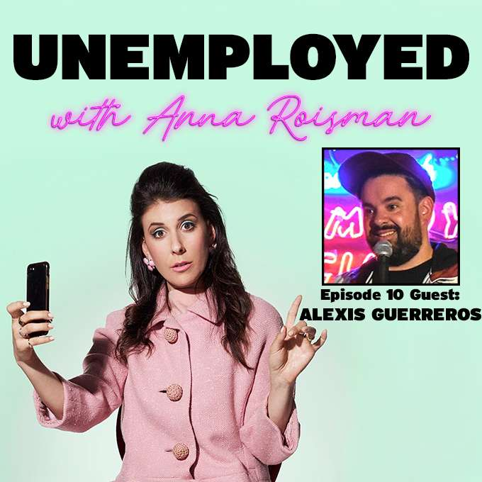 """Episode 10: """"If You Give A Kid From Newark Money..."""" with Alexis Guerreros"""