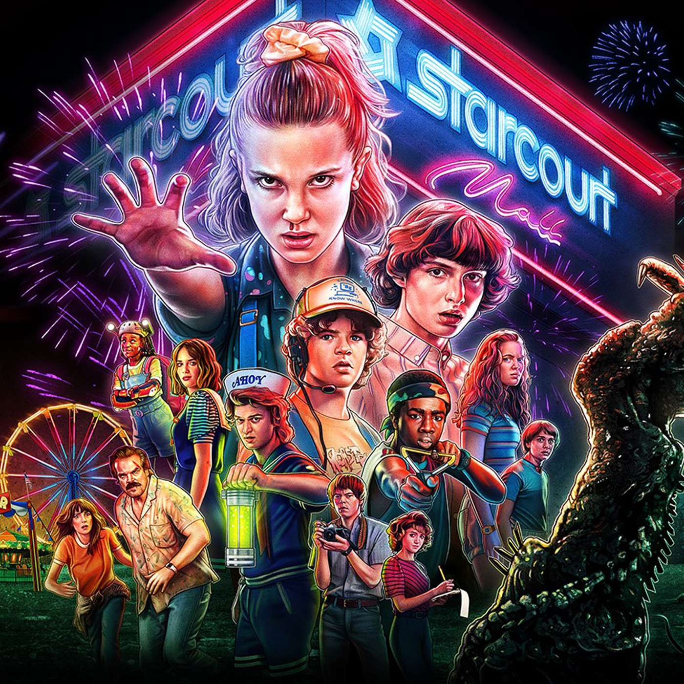 Stranger Things 3x01 'Chapter One: Suzie, Do You Copy?'