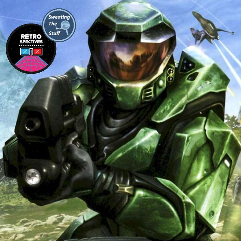 Bonus - Retro Spectives Podcast: How Does Halo Hold Up?