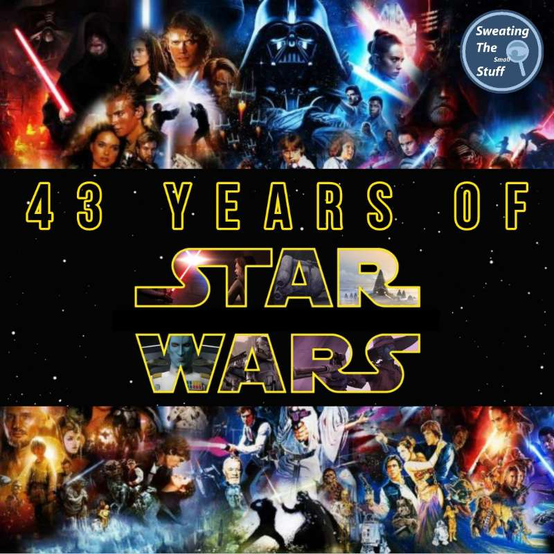 057 - 43 Years of Star Wars