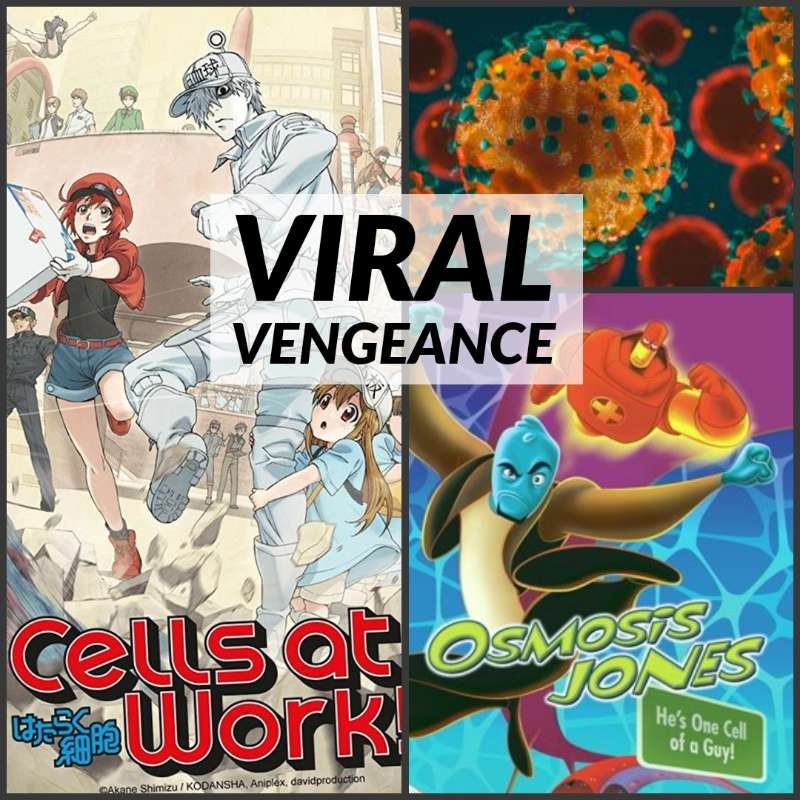 054 - Osmosis Jones: Viral Vengeance Or Just Cells At Work