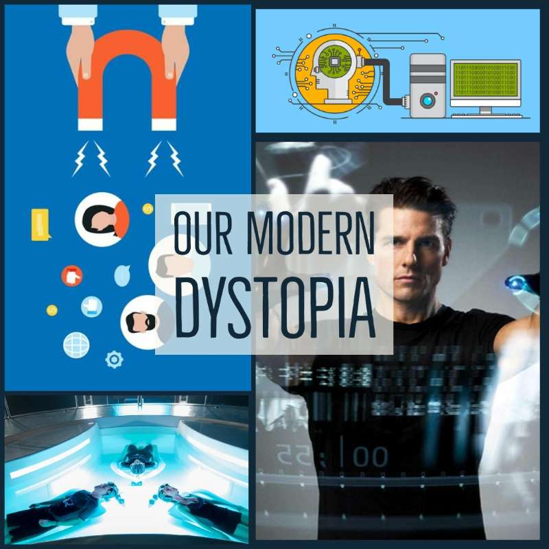 058 - Minority Report: Our Modern Dystopia