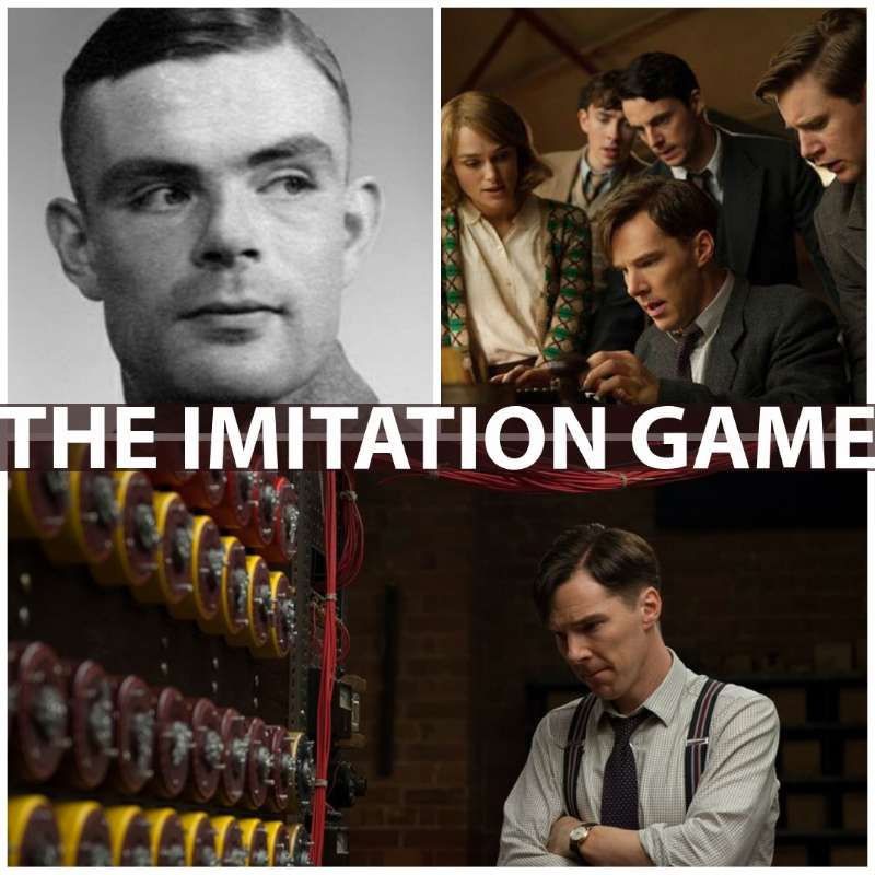 049 - The Imitation Game, Chris Klesges, and the real Alan Turing