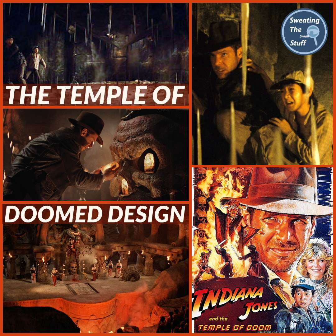 032 - Indiana Jones: And The Temple Of Doomed Design