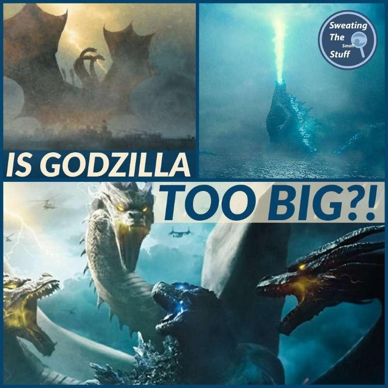 039 - Godzilla: The Scale Of Life