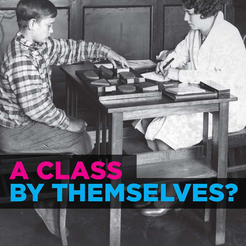 13.1: A Class By Themselves?