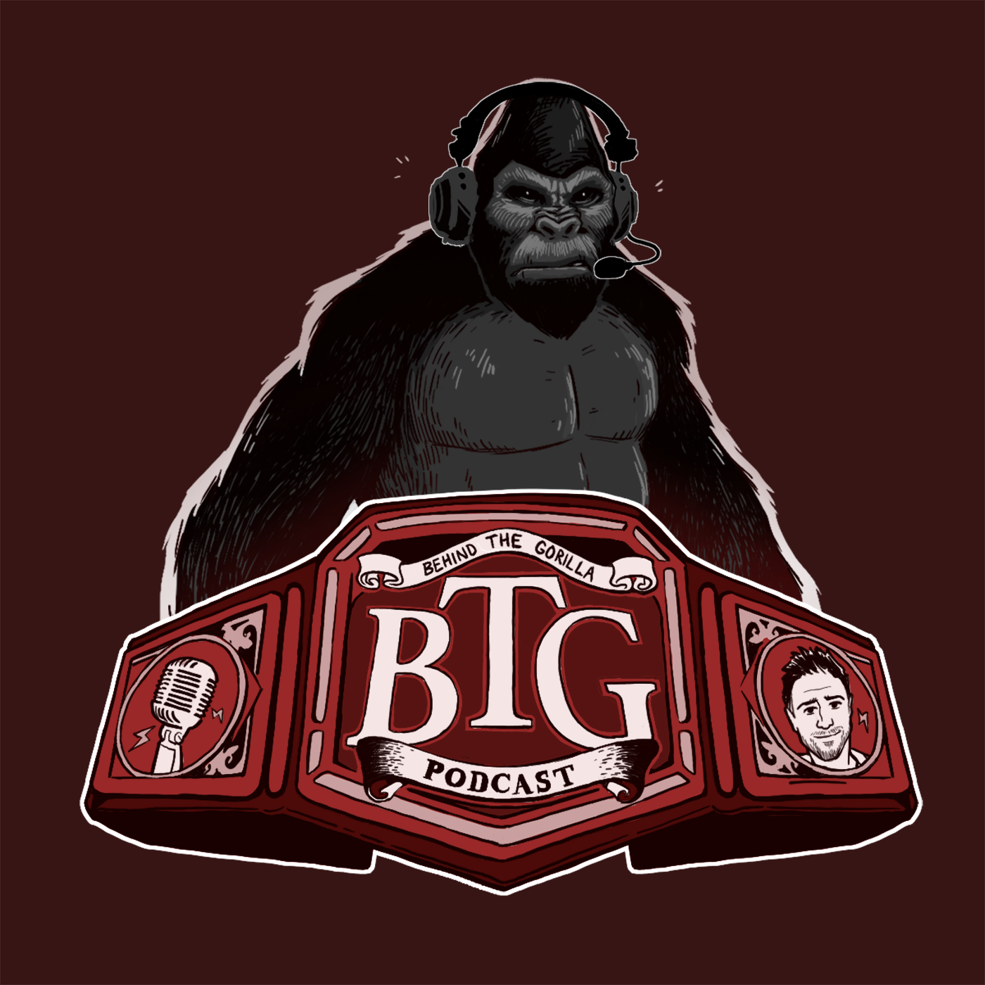 Behind the Gorilla Wrestling Podcast
