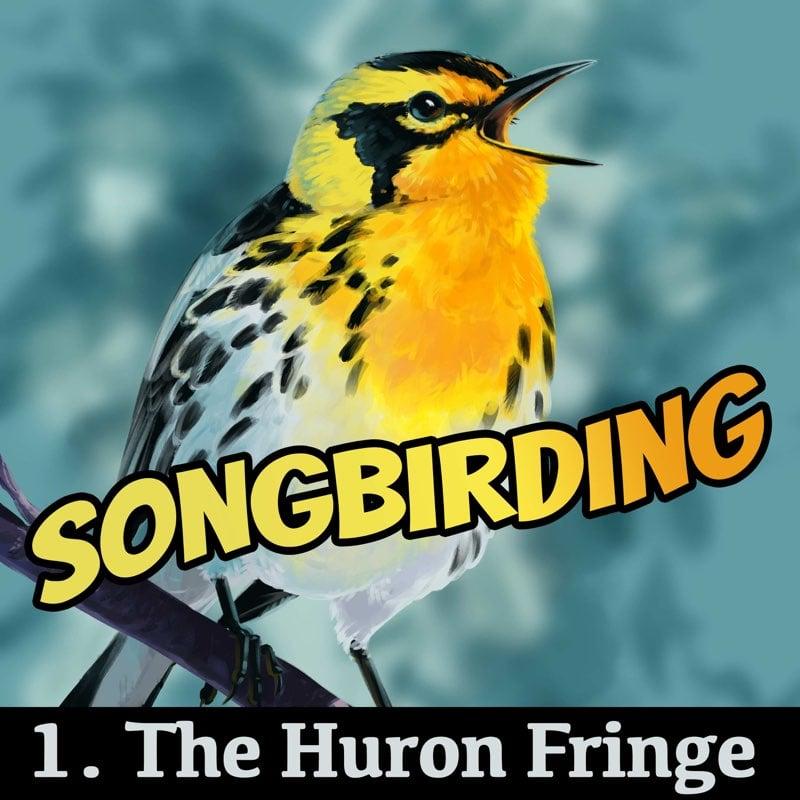 S4E1 - The Huron Fringe