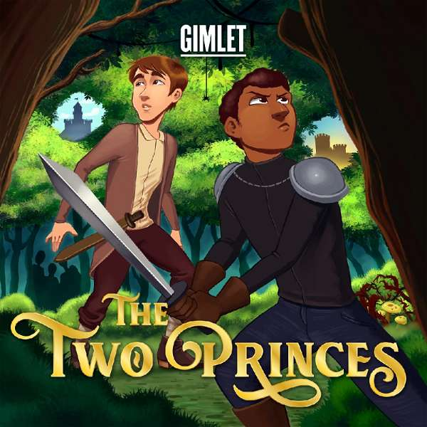 The Two Princes - 'Once Upon a Time' and 'Prince and Thief'