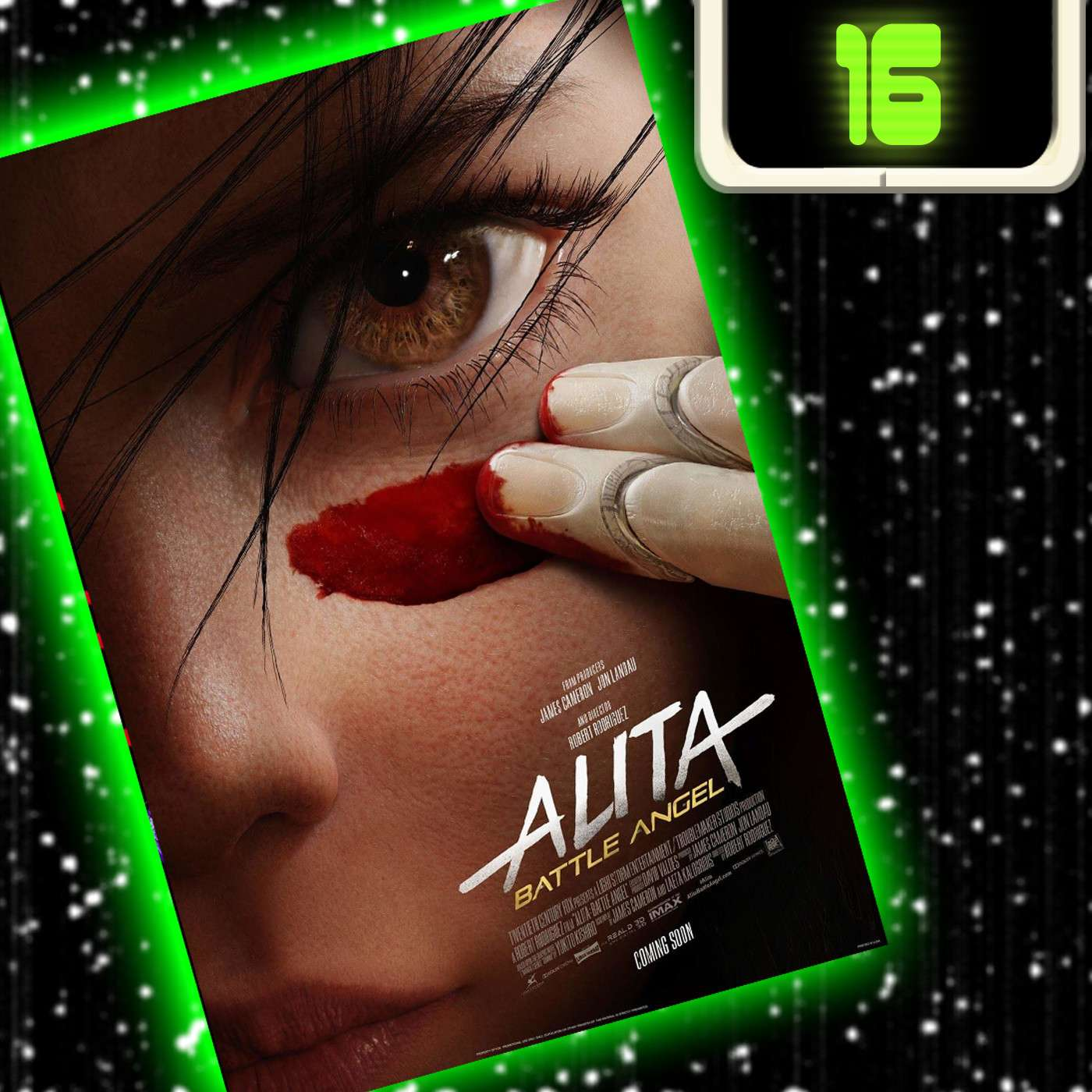 Test Subject #16: Alita: Battle Angel (2019)