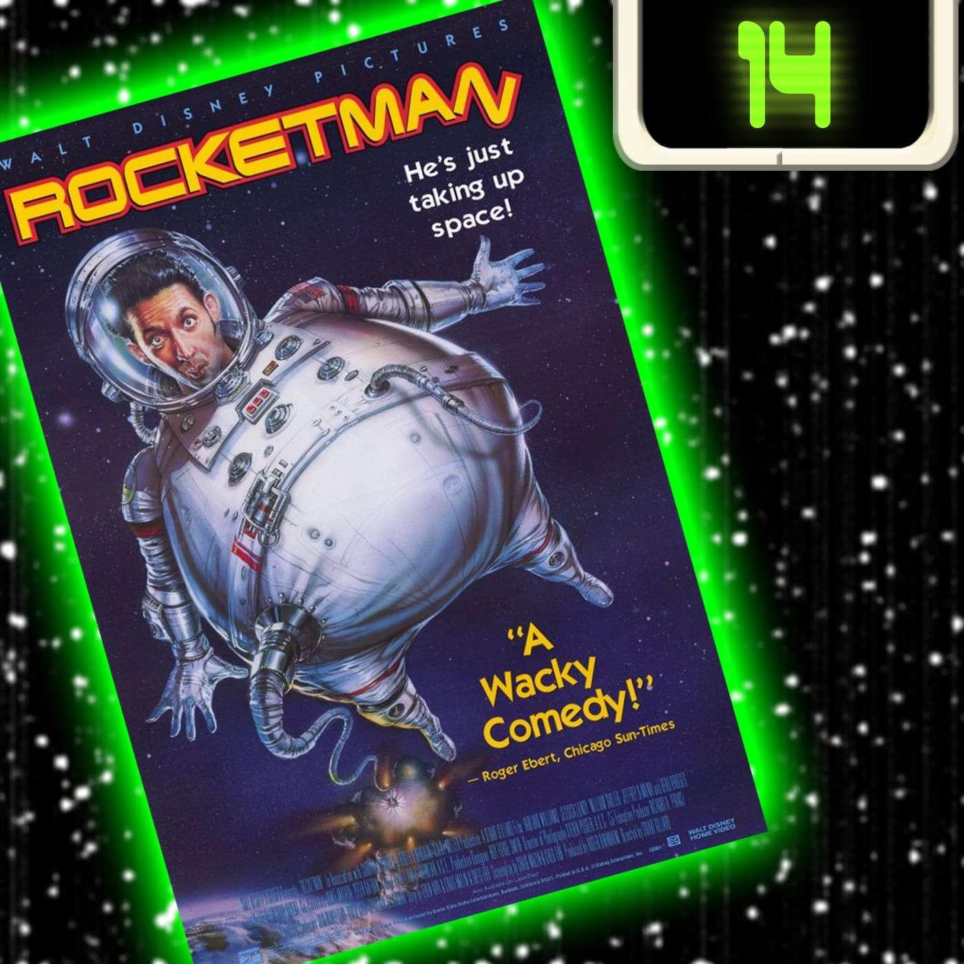 Test Subject #14: RocketMan (1997)