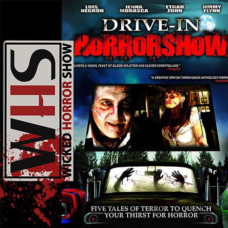 Wicked Horror Reviews : Drive-In Horrorshow 2009 from director Michael Neel