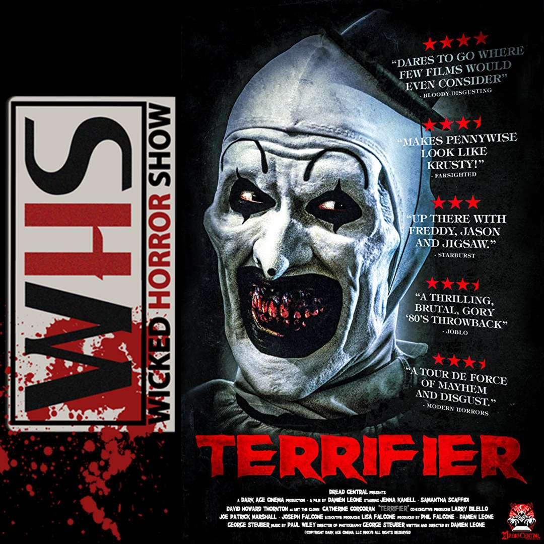 Wicked Horror Show presents: David Howard Thornton, Art The Clown from Terrifier