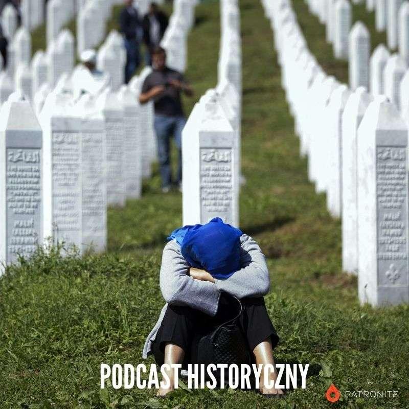 Srebrenica - Zdradzone Miasto