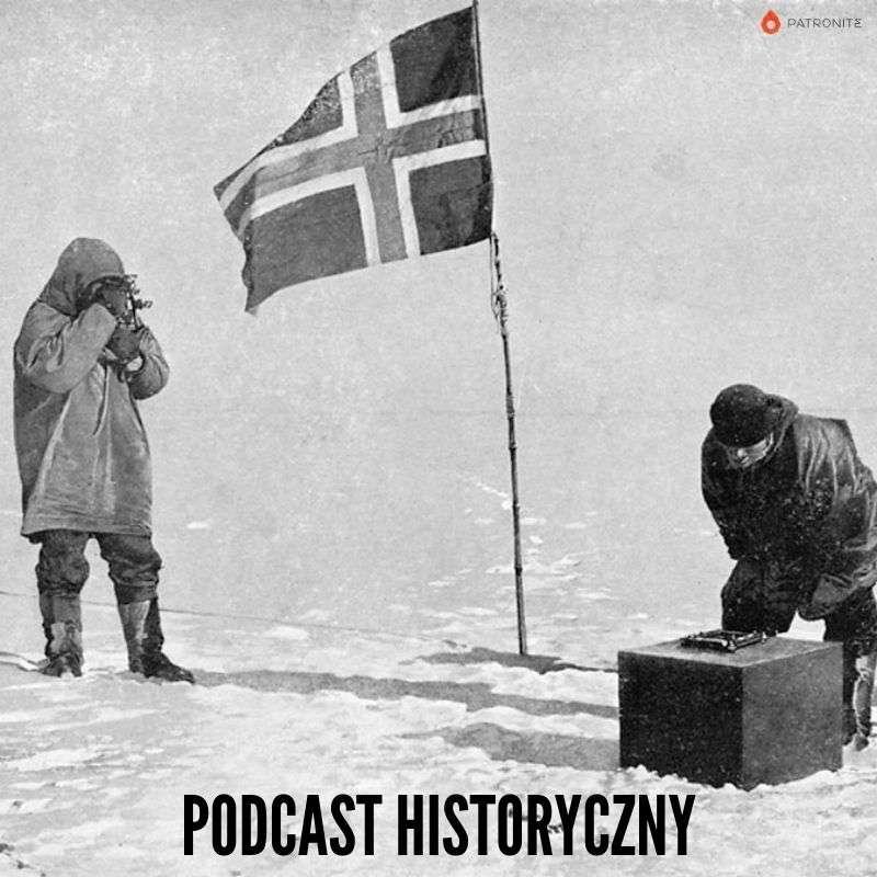 Amundsen - Wyścig na Biegun Południowy!