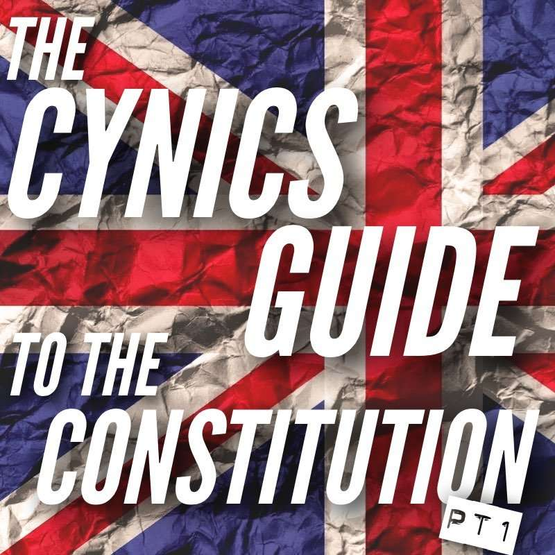 The Cynics Guide To The Constitution, PT1