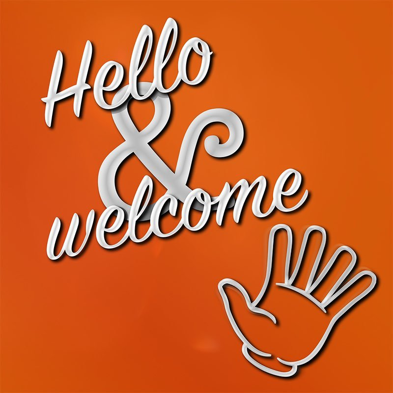 #001: Hello & Welcome...