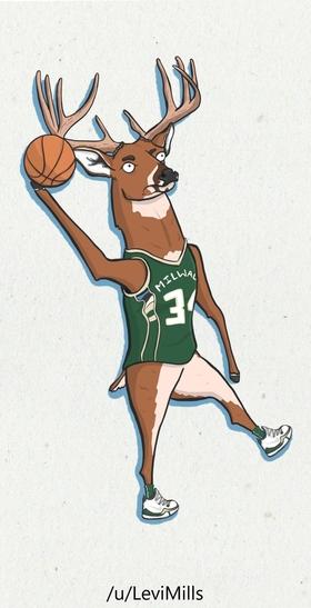 Deer Noise - A Milwaukee Bucks Podcast