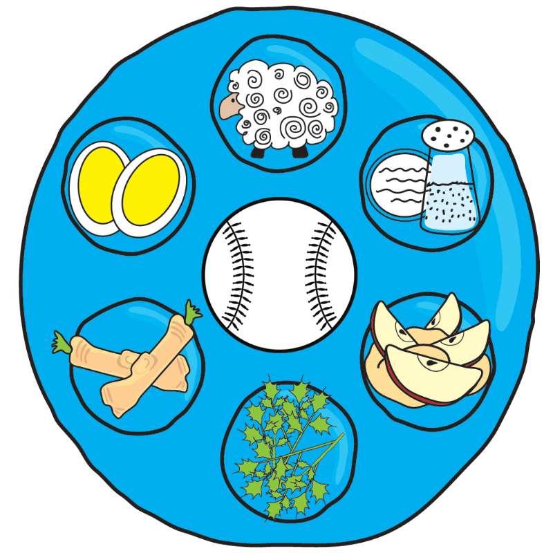 S2E5 - The Jewish Baseball Passover Seder