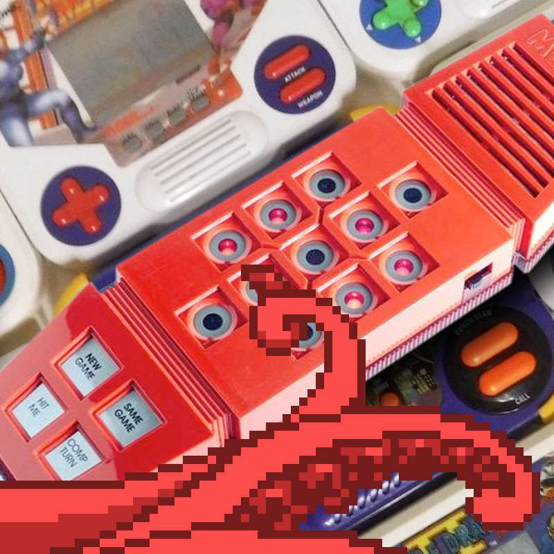 S2E24 - Ep 49: Handheld Games of Yesteryear