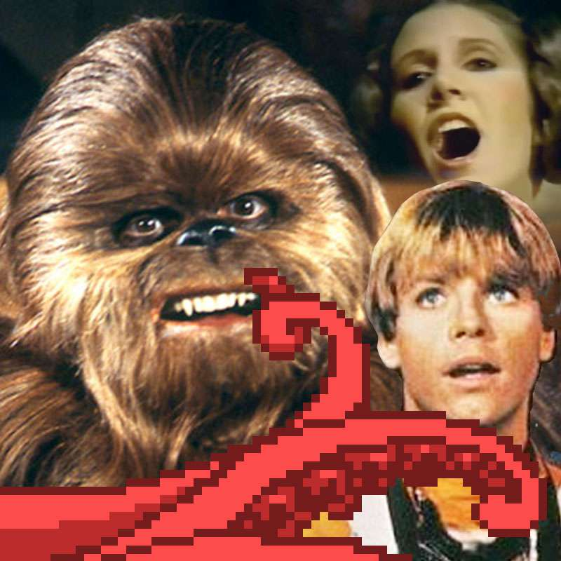 S2E22 - Ep 47: Happy Life Day / The Star Wars Holiday Special