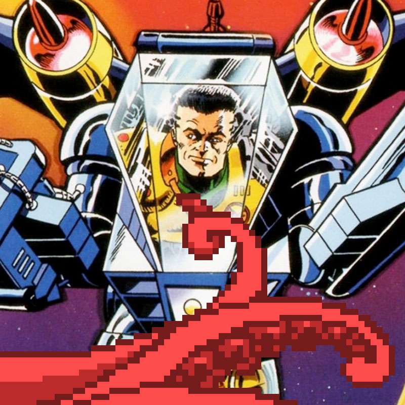 S3E3 - Ep 053: Mechanized Fanfare / Super Giant Robots (with Justin Cooper)
