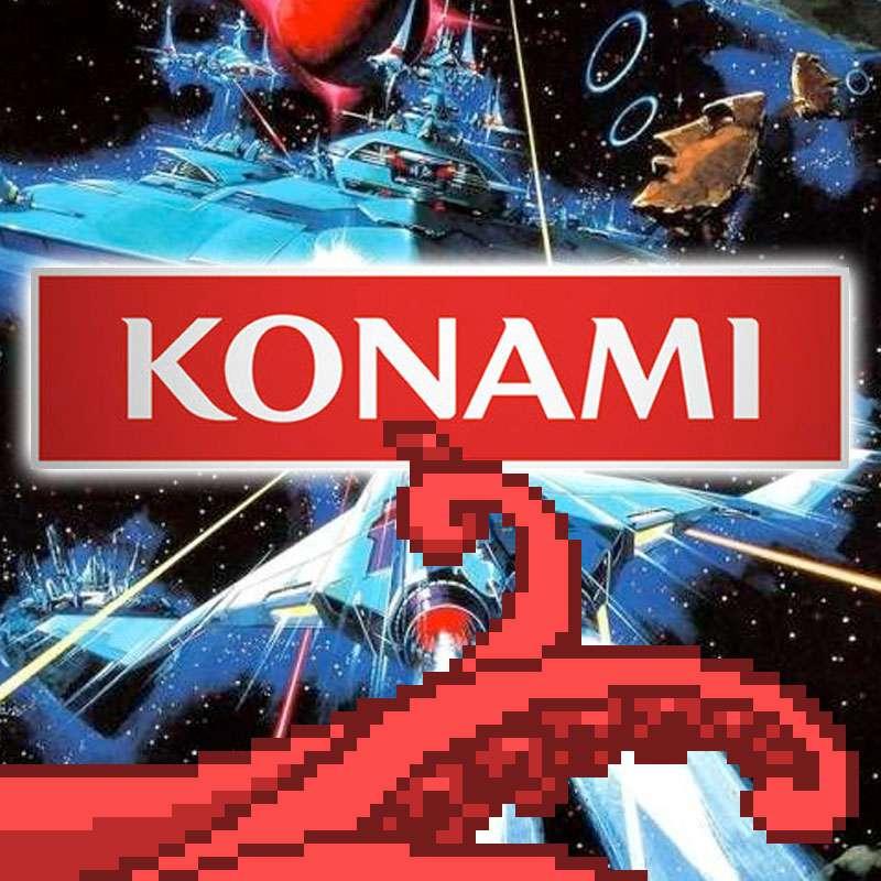 S3E5 - Ep 055: Konami History (with Linda AKA The Gamergirl)