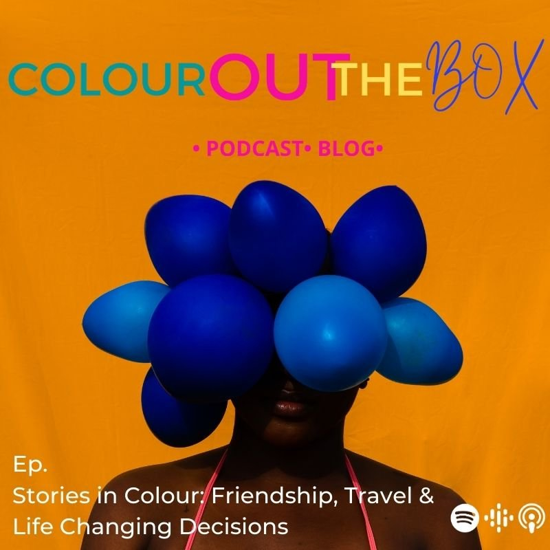 Stories in Colour: Friendship, Travel & Life Changing Decisions, Feat: past guests