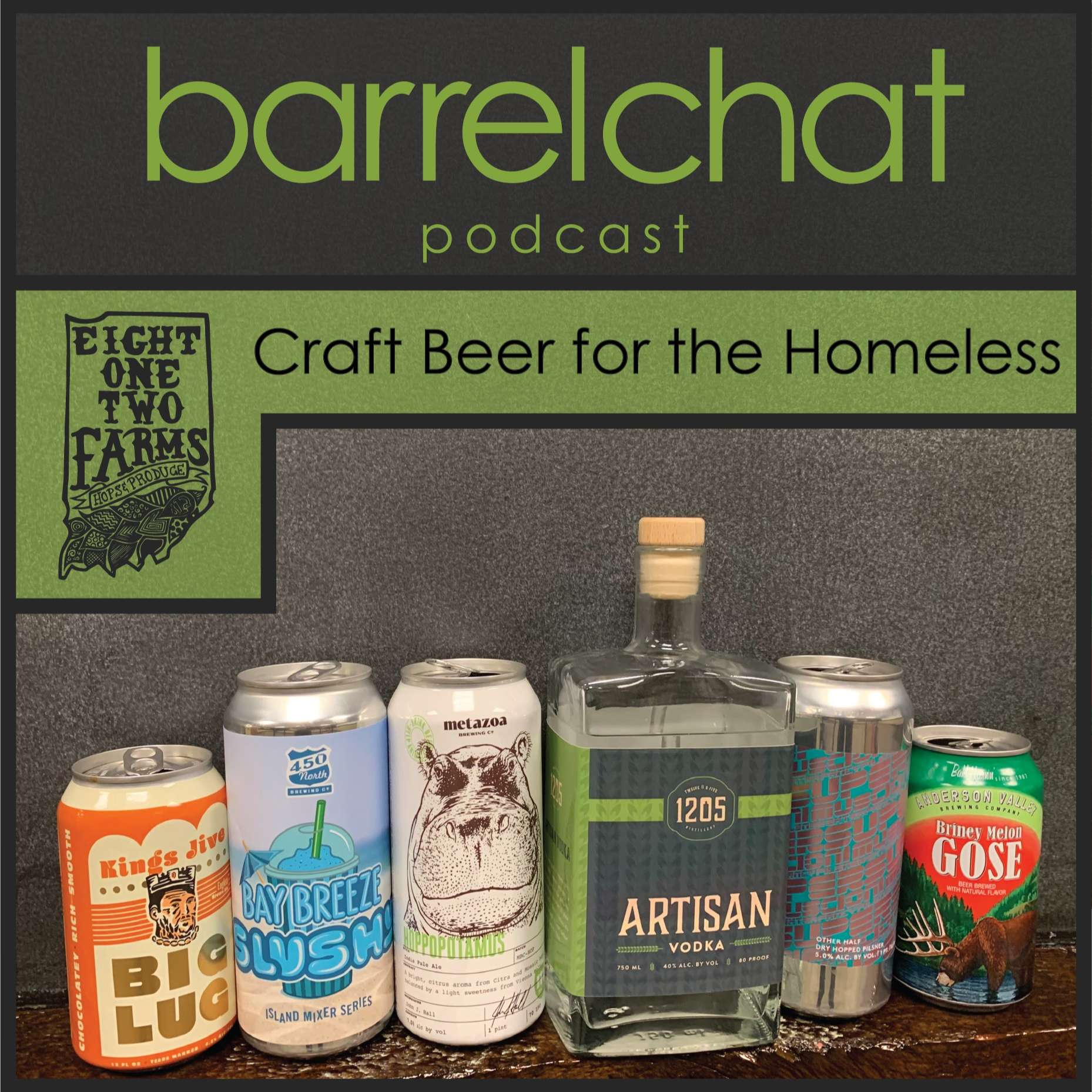 Craft Beer for the Homeless