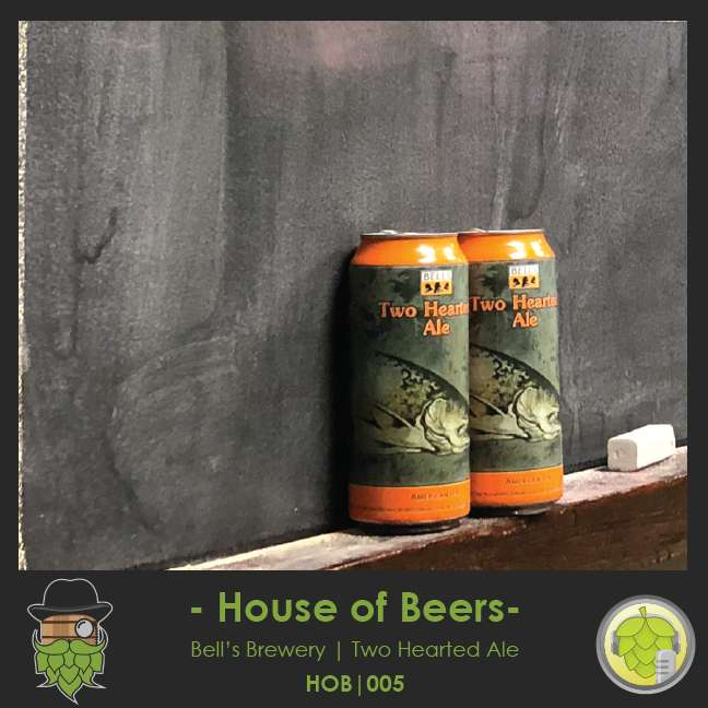 HB005: Bell's Brewery Two Hearted Ale