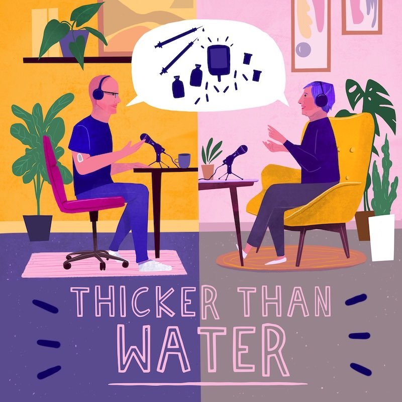 Thicker Than Water #15: Leap of Faith
