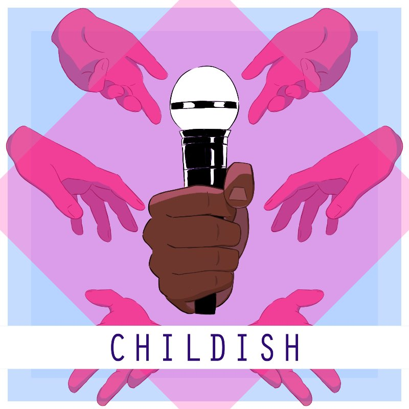 Childish: The Podcast Musical Trailer