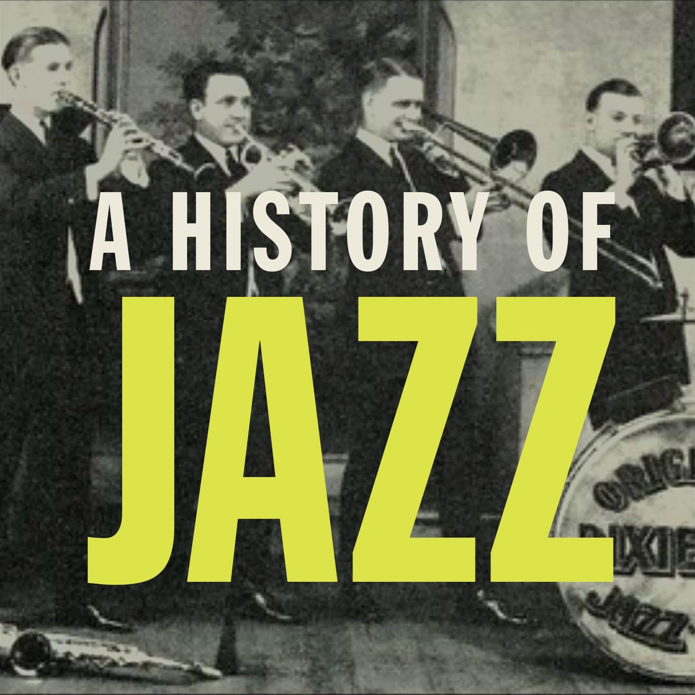 the history of jazz music