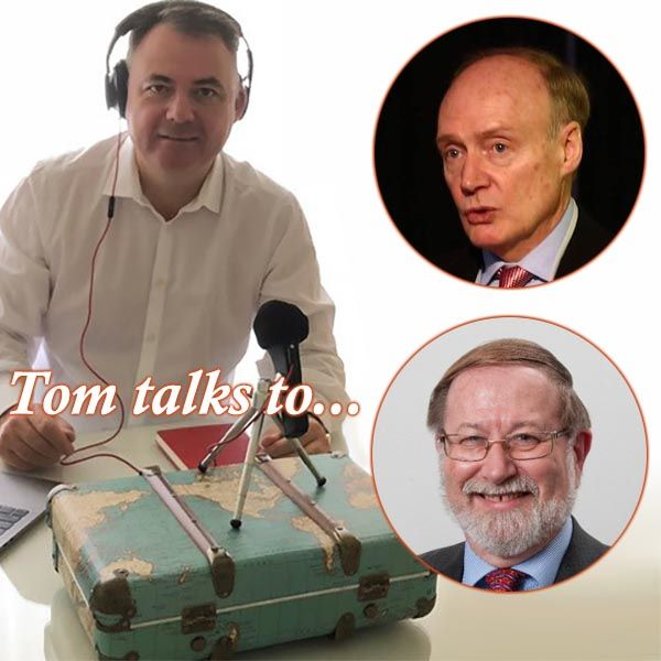 Tom talks to Sir Gerry Berragan, and Graham Hasting-Evans, about End-Point Assessment
