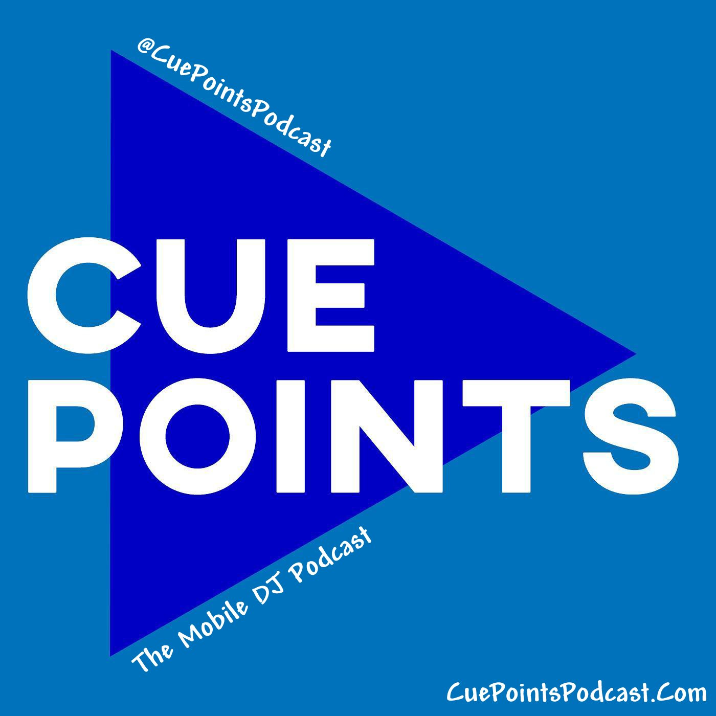 CuePoints Mobile DJ Podcast