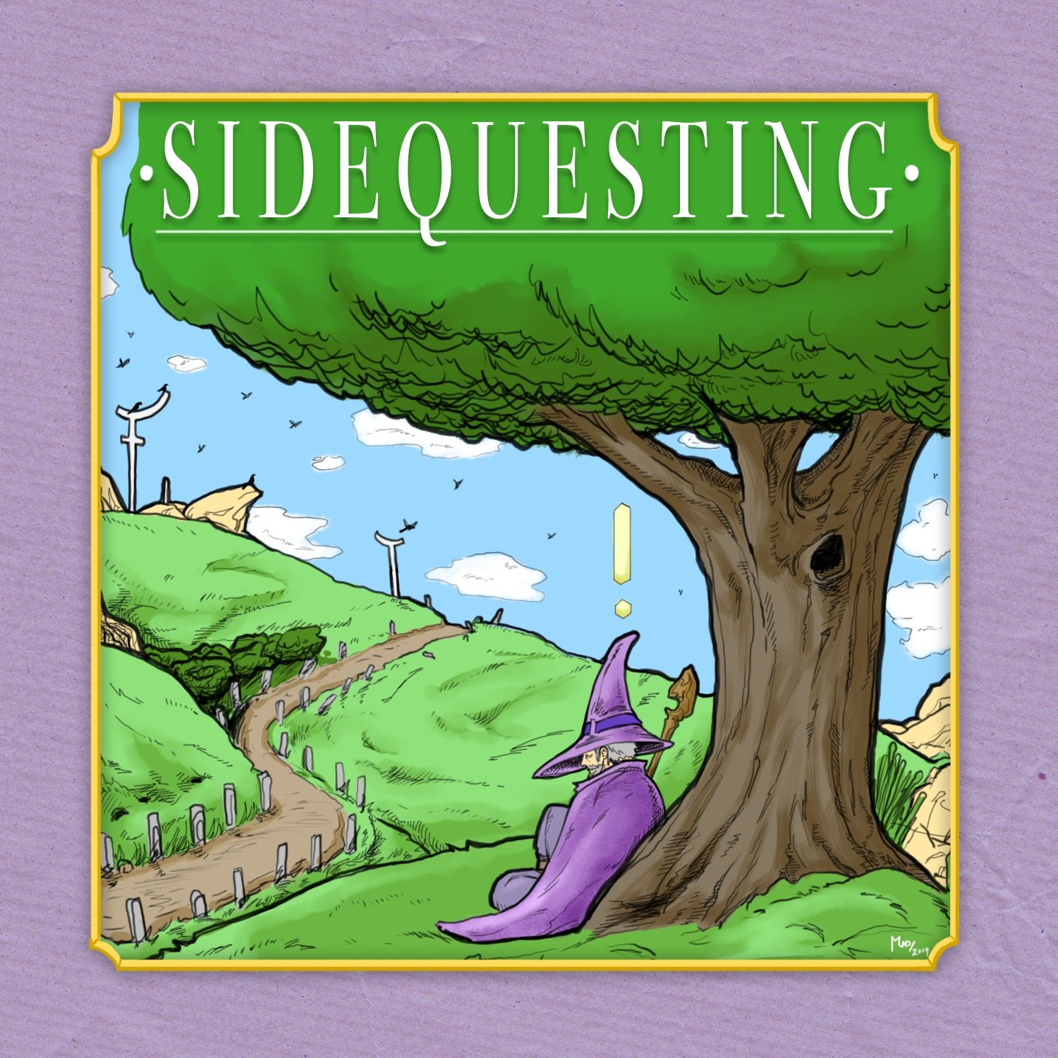 """Sidequesting"" Podcast"