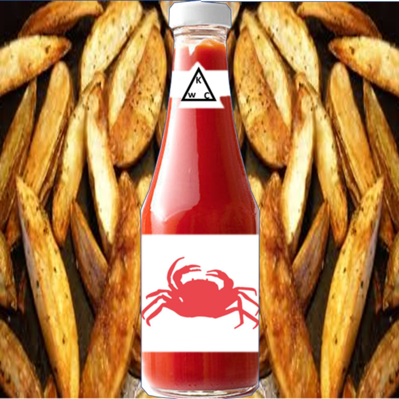 Ketchup with Crablegs