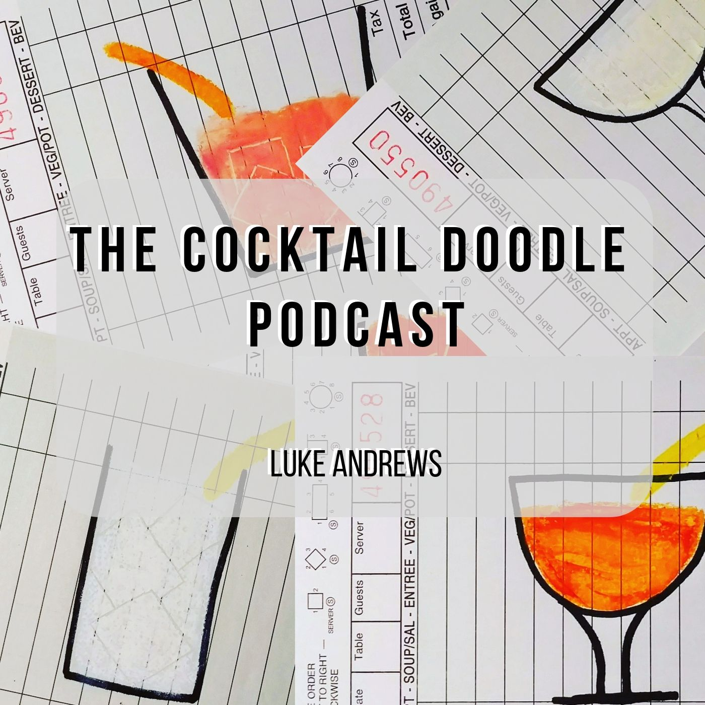 The Cocktail Doodle Podcast