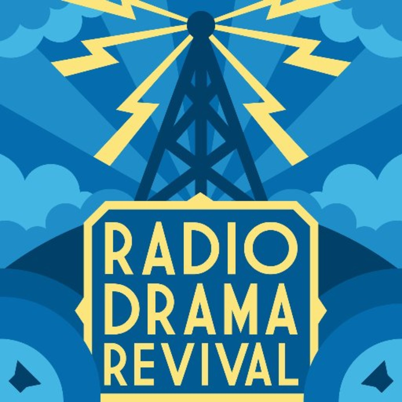 """    Radio Drama Revival "" Podcast"