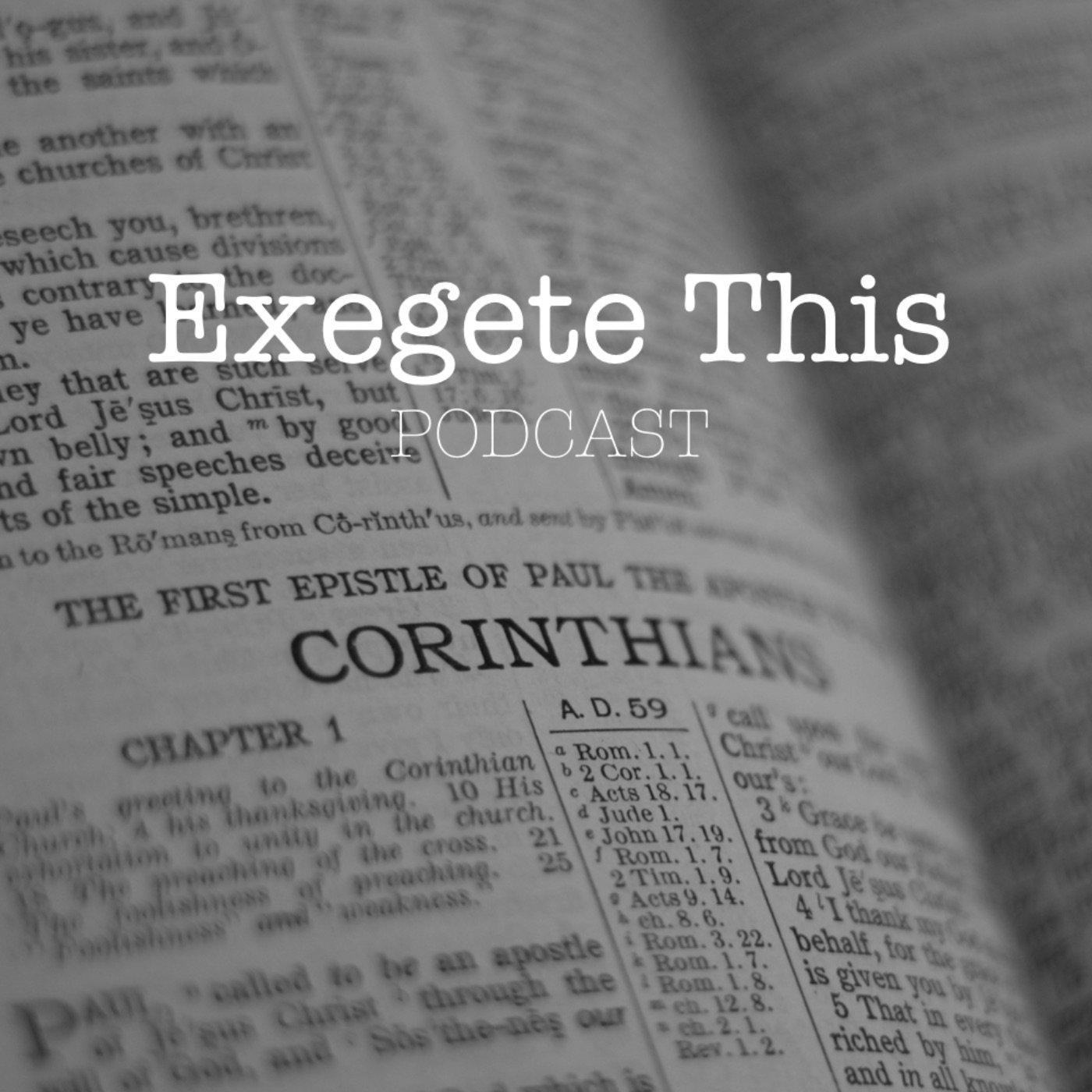 S1E8 - 1 Corinthians 7:17-40