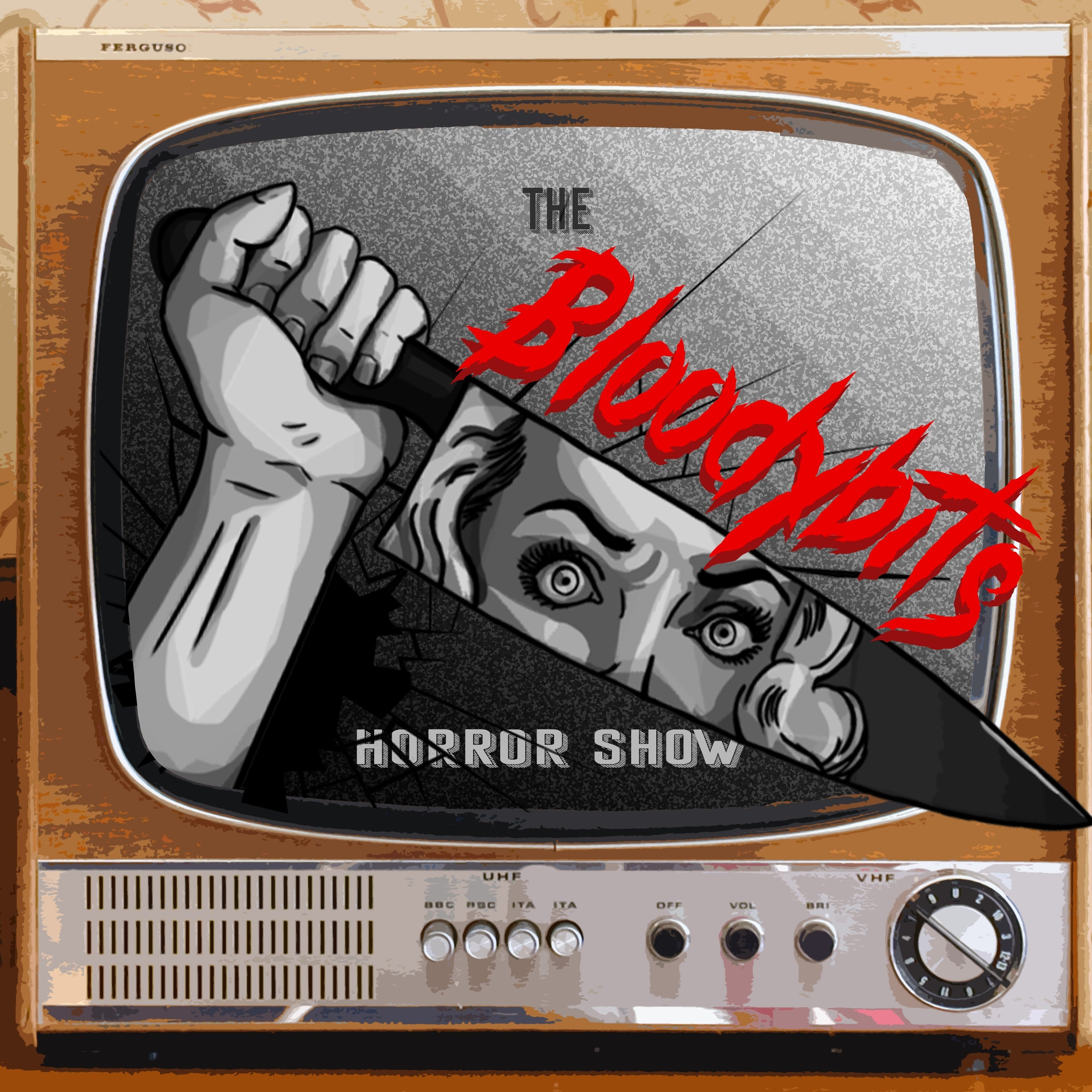 The Bloodybits Horror Show Album Art